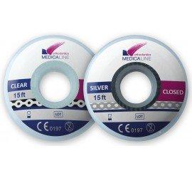 Cadeneta ML elástica Silver