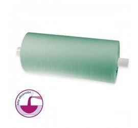 Baberos Papel/Plastico 50x60 cm Verde 80 Unid. MEDICALINE