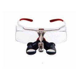 Lupas binoculares galileanas Flip-up 2.5 x 400 AIRX