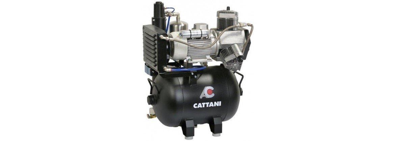 COMPRESORES CAD-CAM CATTANI, DURR DENTAL